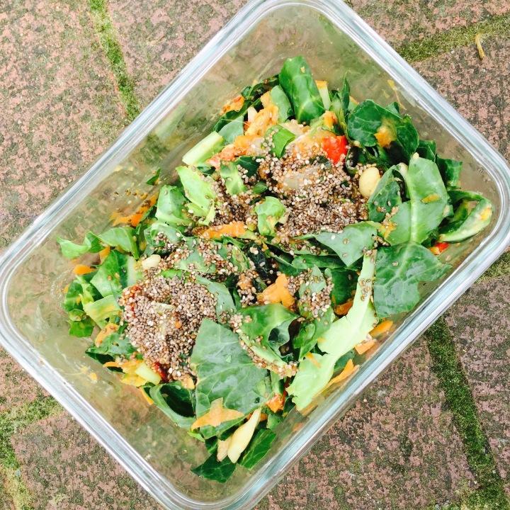 Tasty Thai Salad