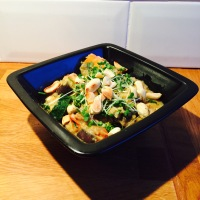 Courgette & Aubergine Curry