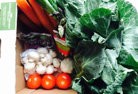 Buckwheat Salad Veg Box