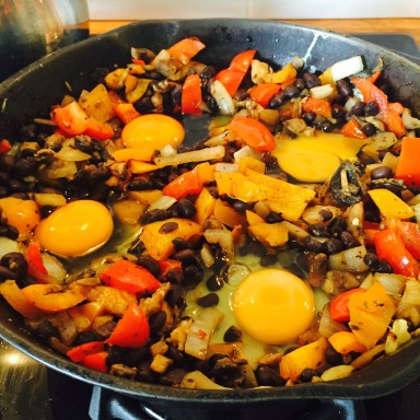 Huevos Rancheros Prep