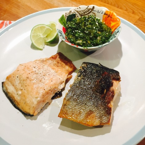 argentinean-salmon-with-chimichurri