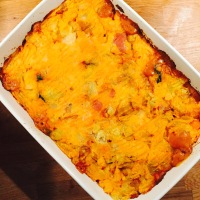 Gluten Free Thai Fish Pie