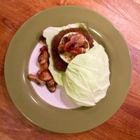 Winter Veggie Burgers