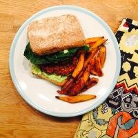 Vegan Beetroot, Mushroom, Carrot & Parsnip Burgers