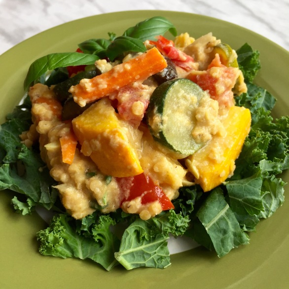 Vegetable Summer Curry